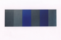 untitled_f_h_2003_mixed_media_on_wood_40_x_120_cm_6_panels_40_x_20_each